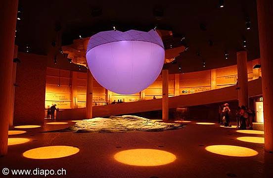 76 - Arteplage de Neuchâtel - Le Palais de l'Equilibre