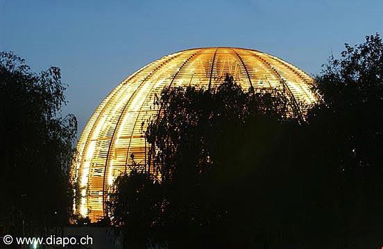 83 - Arteplage de Neuchâtel - Le Palais de l'Equilibre