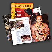 459 - Newland - Les Hommes - Fleurs, 10 pages