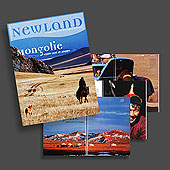 462 - Newland - La Mongolie, 26 pages