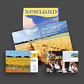 464 - Newland - Le terroir romand, 15 pages