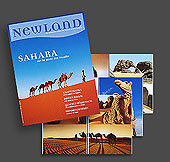 466 - Newland - le Sahara, 26 pages