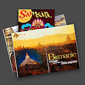 467 - Samsara - La Birmanie, 6 pages