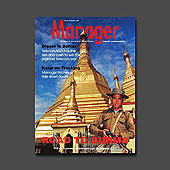 468 - Manager Thailand, Birmanie, cover et interieur