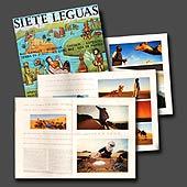 798 - Siete Leguas ( Espagne ) - Sahara - 20 pages