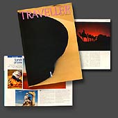 799 - Traveller (UK)- Sahara - 7 pages
