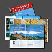 820 - Descubrir - ( Espagne ) 5 photos