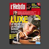 10381 - L'Hebdo N� 48, 29 novembre 2007 - couverture et interieur