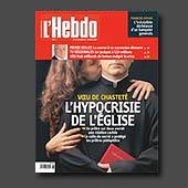 10479 - L'Hebdo N� 6, 7 f�vrier 2008 - couverture et interieur