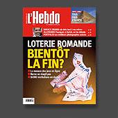 10514 - Couverture et int�rieure de L'Hebdo N� 17, 24 avril 2008