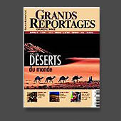 10519 - Grands Reportage France N� 309 - couverture Sp�cial D�serts