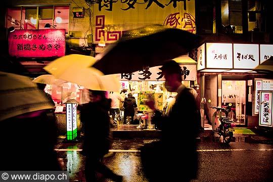 11602 - Photo :  Japon, Tokyo, quartier de Shinbashi