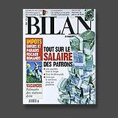 1162 - Magazine économique Suisse - Cover