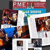 11968 - PME Magazine 0905, 30.04.2009 - Les coups de c�ur des meilleurs sommeliers suisses