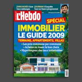11971 - L'Hebdo n� 17   - du 23.04.2009, couverture et dossier int�rieure
