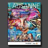 12618 - LA REVUE DE LAUSANNE TOURISME - �T�/SUMMER 2007 No 59 - LA REVUE DE LAUSANNE TOURISME
