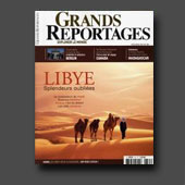 12812 - Grands Reportage France - couverture Sp�cial D�serts