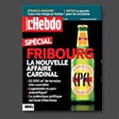 13135 - L'Hebdo - couverture et montage photo