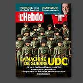 13137 - L'Hebdo n�41, 2011 - couverture et montage photo