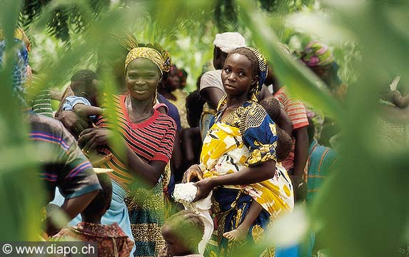 3545 - Nord Cameroun - jour de marché