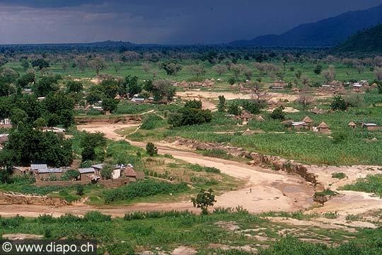 3547 - Nord Cameroun - Mayo asseché