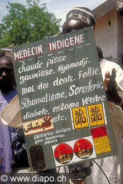 3561 - Nord Cameroun - Médecin indigène