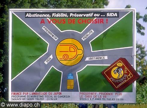 3562 - Nord Cameroun - affiche