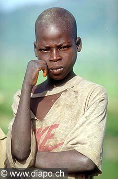 3570 - Nord Cameroun - portrait d'enfant