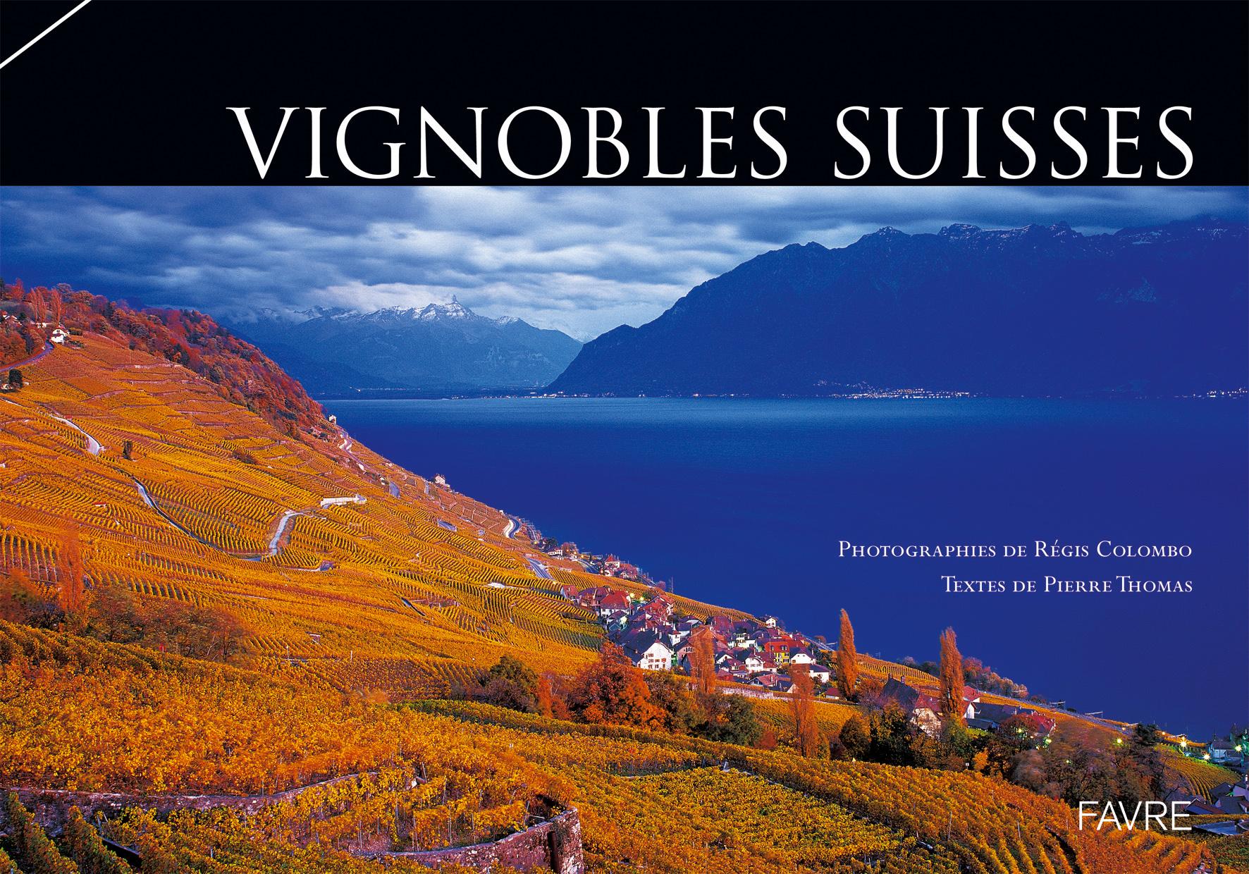 4680 - Livre Vignobles Suisses, 224 pages - 2003
