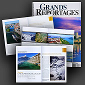 7542 - Grands Reportages France, sujet Rh�ne, 8 images