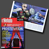 7689 - L'Hebdo N� 27 - 7 juillet 2005 - Couverture et int�rieur