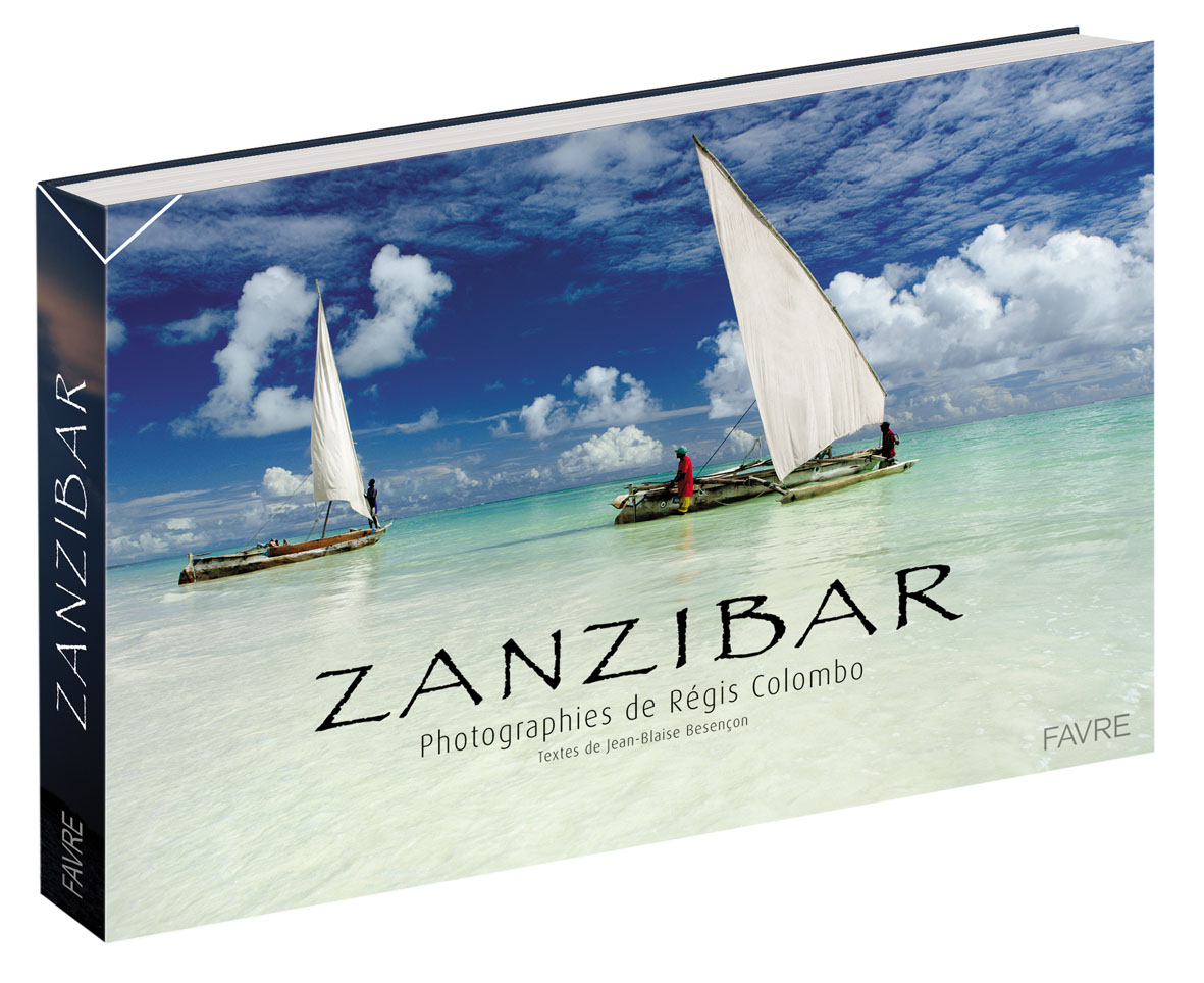 8078 - Livre Zanzibar, 176 pages - 2005