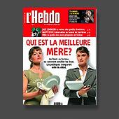 8457 - Couverture de l'Hebdo N� 43 -27 octobre 2005