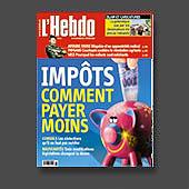 8596 - Couverture de l'Hebdo N� 6 - 8 f�vrier 2006