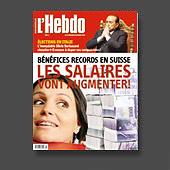 8608 - L'Hebdo N� 13 - 30 mars 2006, couverture