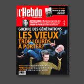 8609 - L'Hebdo N� 14 - 6 avril 2006 - couverture et interieur