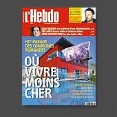 9188 - L'Hebdo N� 27 - o� vivre moins cher... - 6 juillet 2006 - couverture