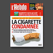 9876 - L'Hebdo no 10 du 8 mars 2007 - couverture et interieur