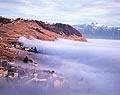 182 - Lavaux dans le brouillard