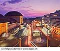 3150 - Photo gare de Lausanne - Suisse