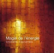 818 - Livre ' Magie de l'énergie' - Expo 02