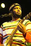 10552 - Ben Harper au 33em Paléo festival de Nyon - 2008, Photo de musique, spectacle et concert