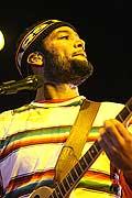10554 - Ben Harper au 33em Paléo festival de Nyon - 2008, Photo de musique, spectacle et concert