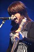 10579 - Blood Red Shoes au 33em Paléo festival de Nyon - 2008, Photo de musique, spectacle et concert