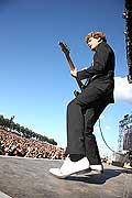 10637 - The Hives au 33em Paléo festival de Nyon - 2008, Photo de musique, spectacle et concert