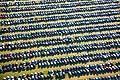 10662 - 33em Paléo festival de Nyon - 2008, Photo voitures, parking, vue du ciel