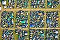 10663 - 33em Paléo festival de Nyon - 2008, Photo camping, vue du ciel