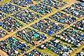 10664 - 33em Paléo festival de Nyon - 2008, Photo camping, vue du ciel