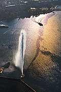 10701 - Photo : Suisse - ville de Genève - jet d'eau - lac Léman - Geneva, , switzerland