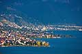 10715 - Photo : Suisse, canton de Vaud, Vevey et Montreux - Switzerland